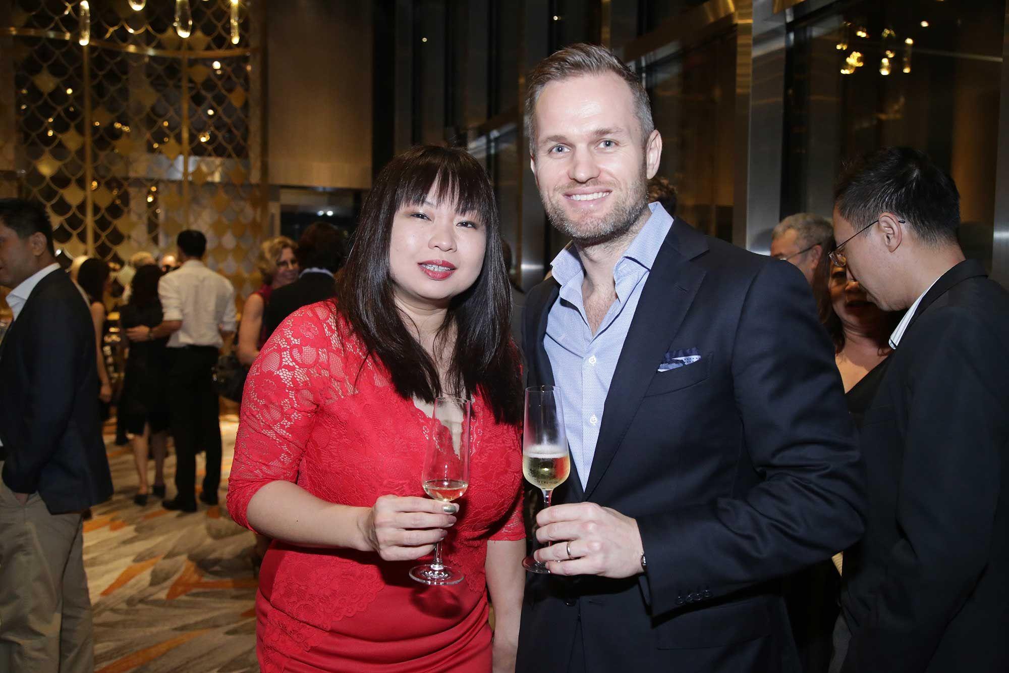 Stephanie Cheong and Geoffrey Dalziel
