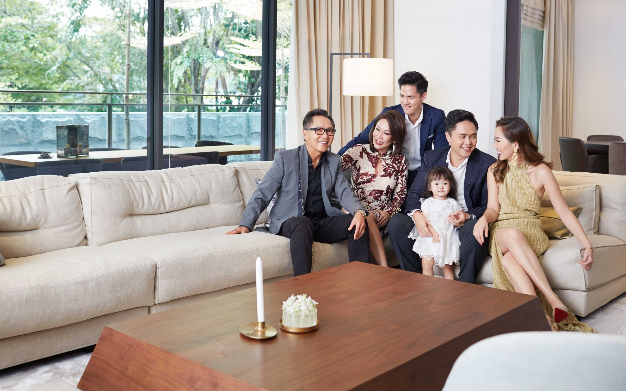 Watch: How 3 Generations Live and Prosper Under One Roof In Damansara Heights