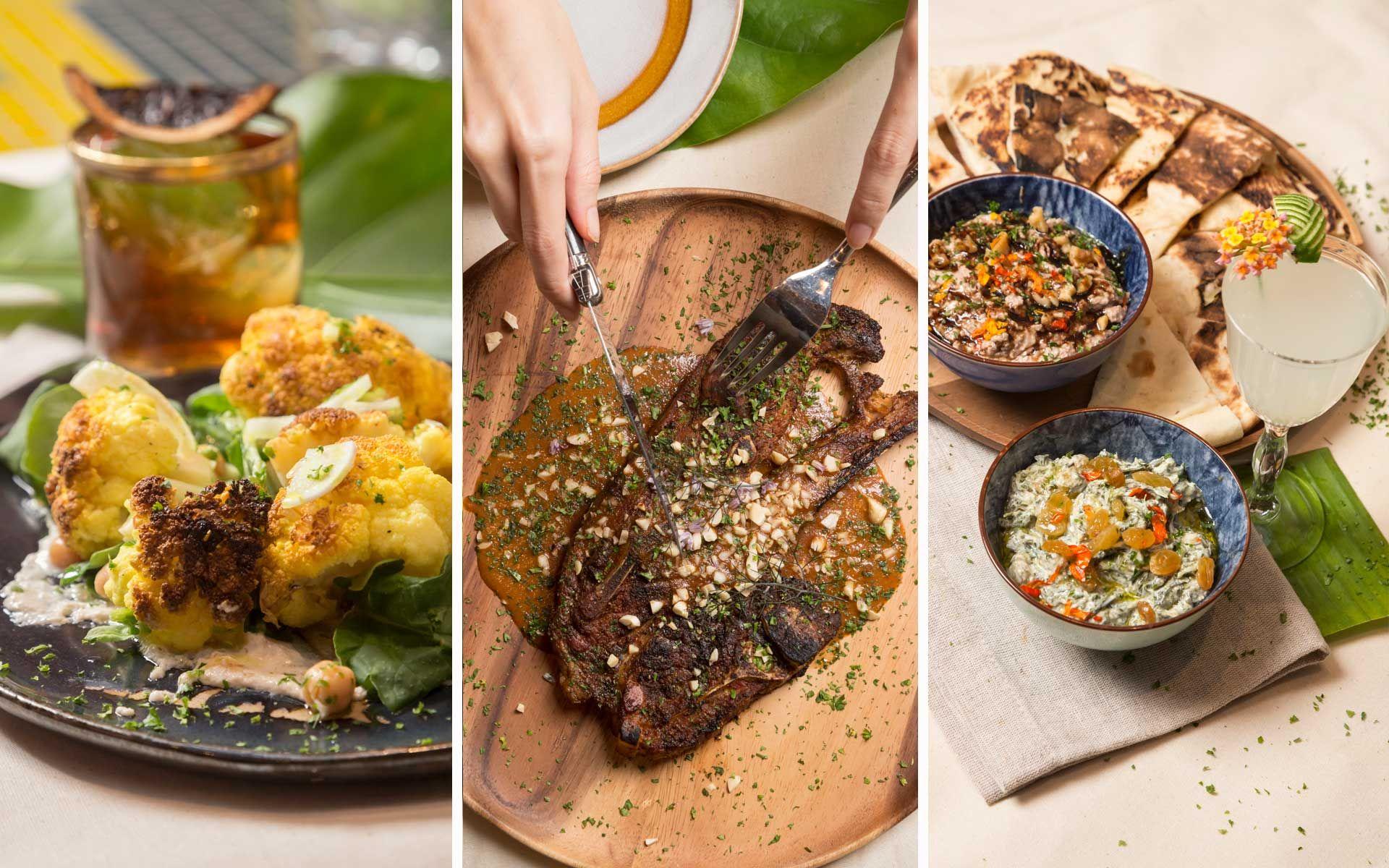 Dishes at Joloko. Photo: Khairul Imran / Malaysia Tatler
