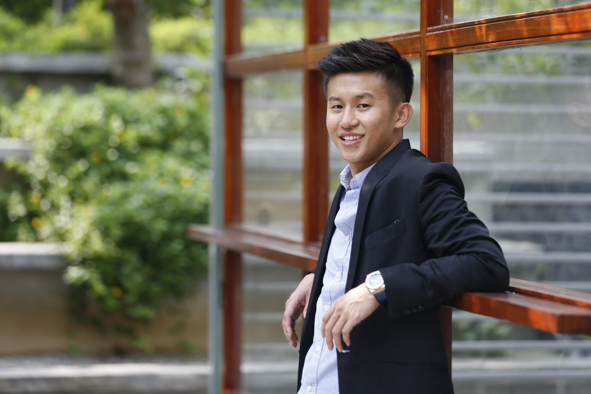 Executive Director Of Magic Ehon Chan On Why He Chose To Stay In Malaysia