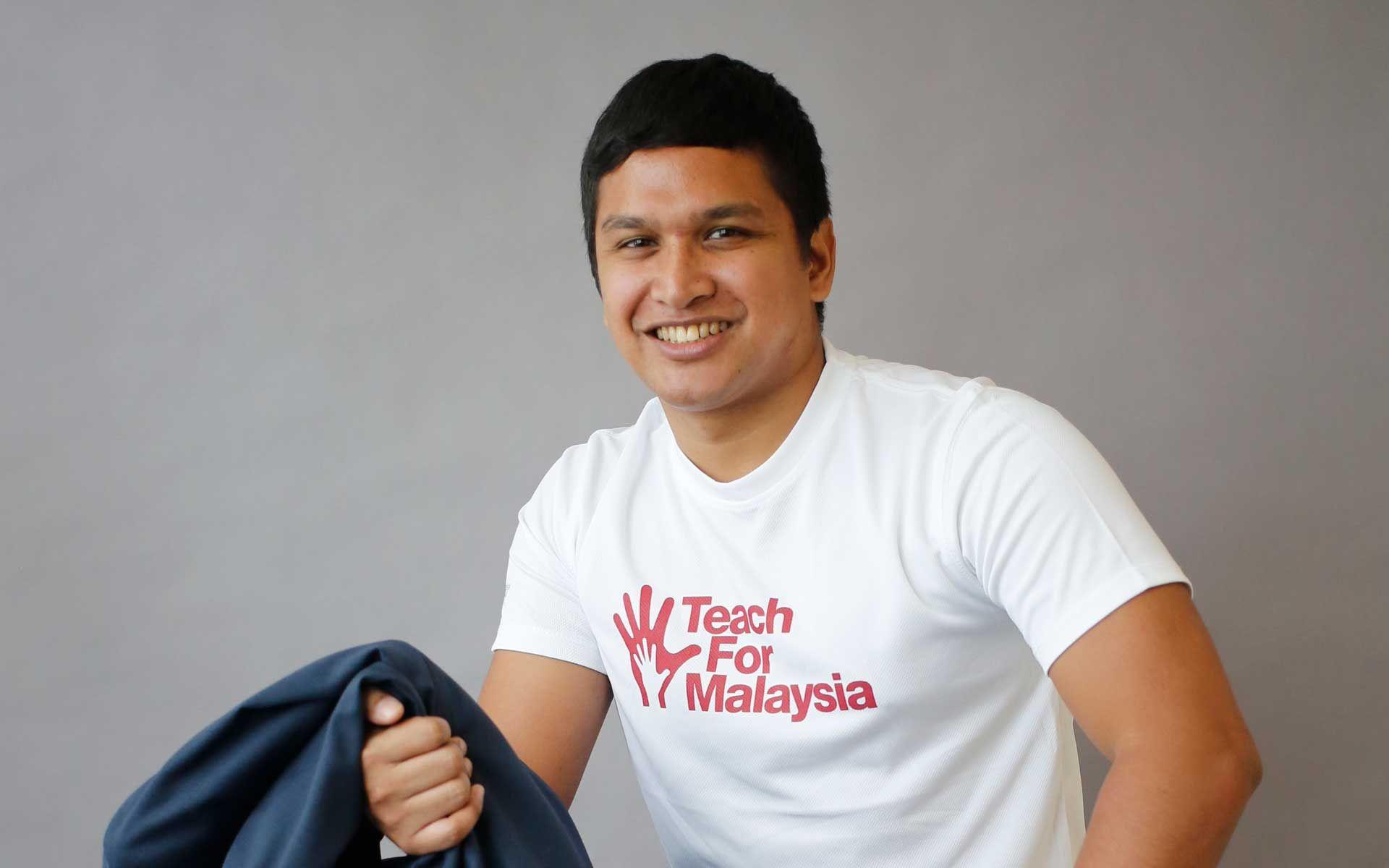 Teach For Malaysia's Dzameer Dzulkifli On Building A Better Nation