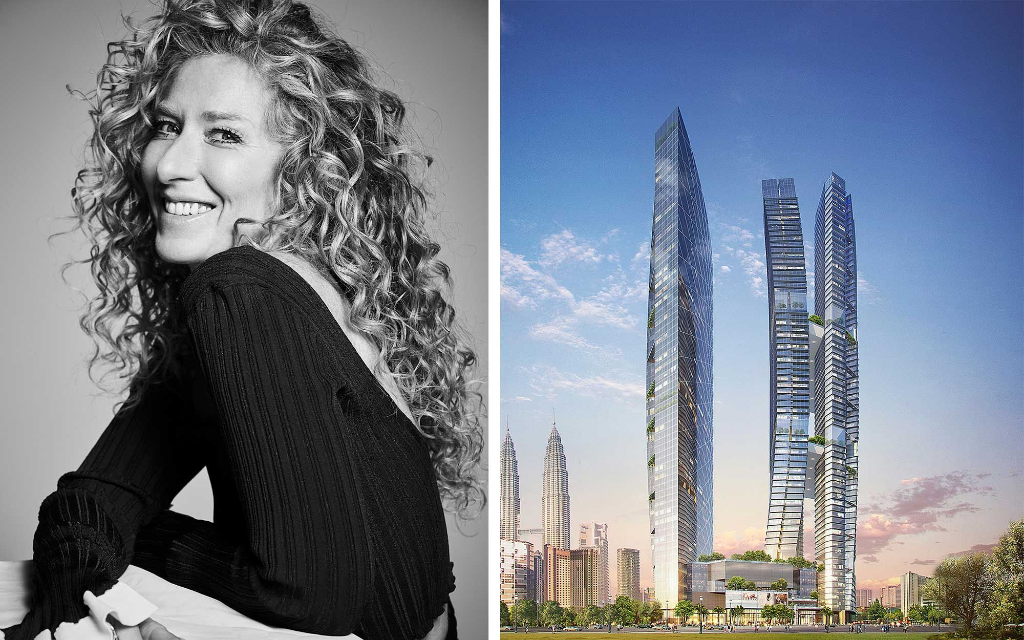 Superstar Designer Kelly Hoppen On Styling Her First Project In KL & How She Dreams Up Homes For Others