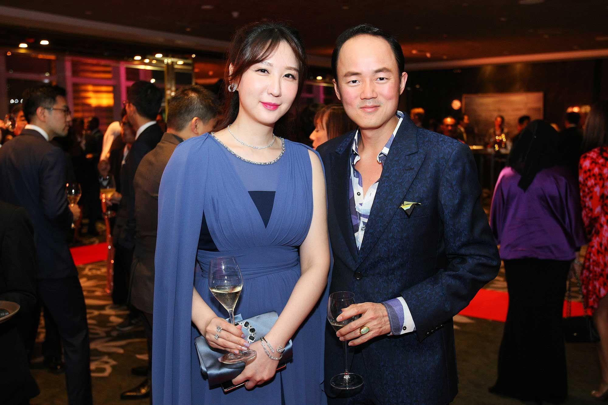 Chen II and Cedric Tan