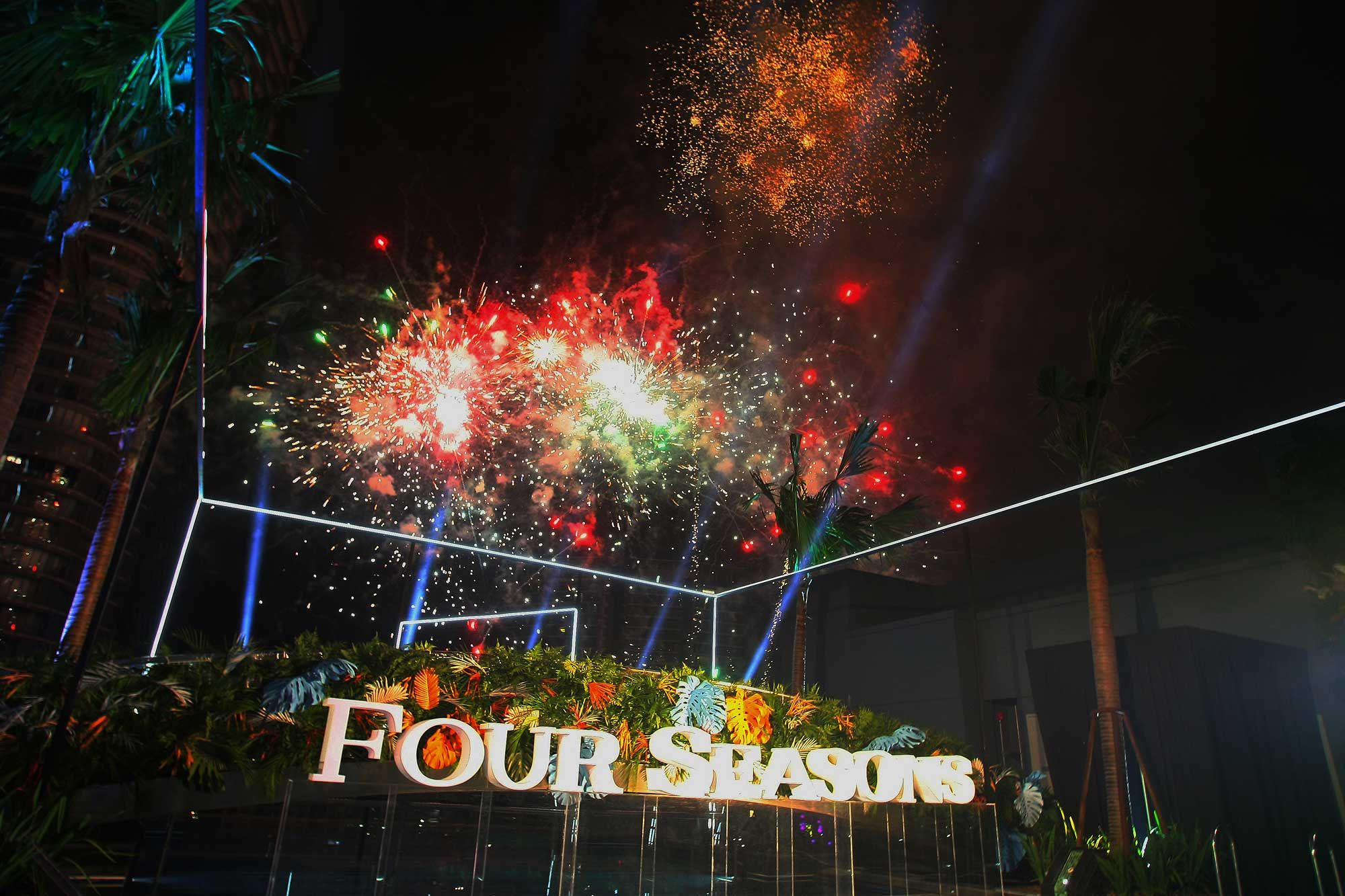 Official Opening: The Four Seasons Hotel Kuala Lumpur Opens With A Bang