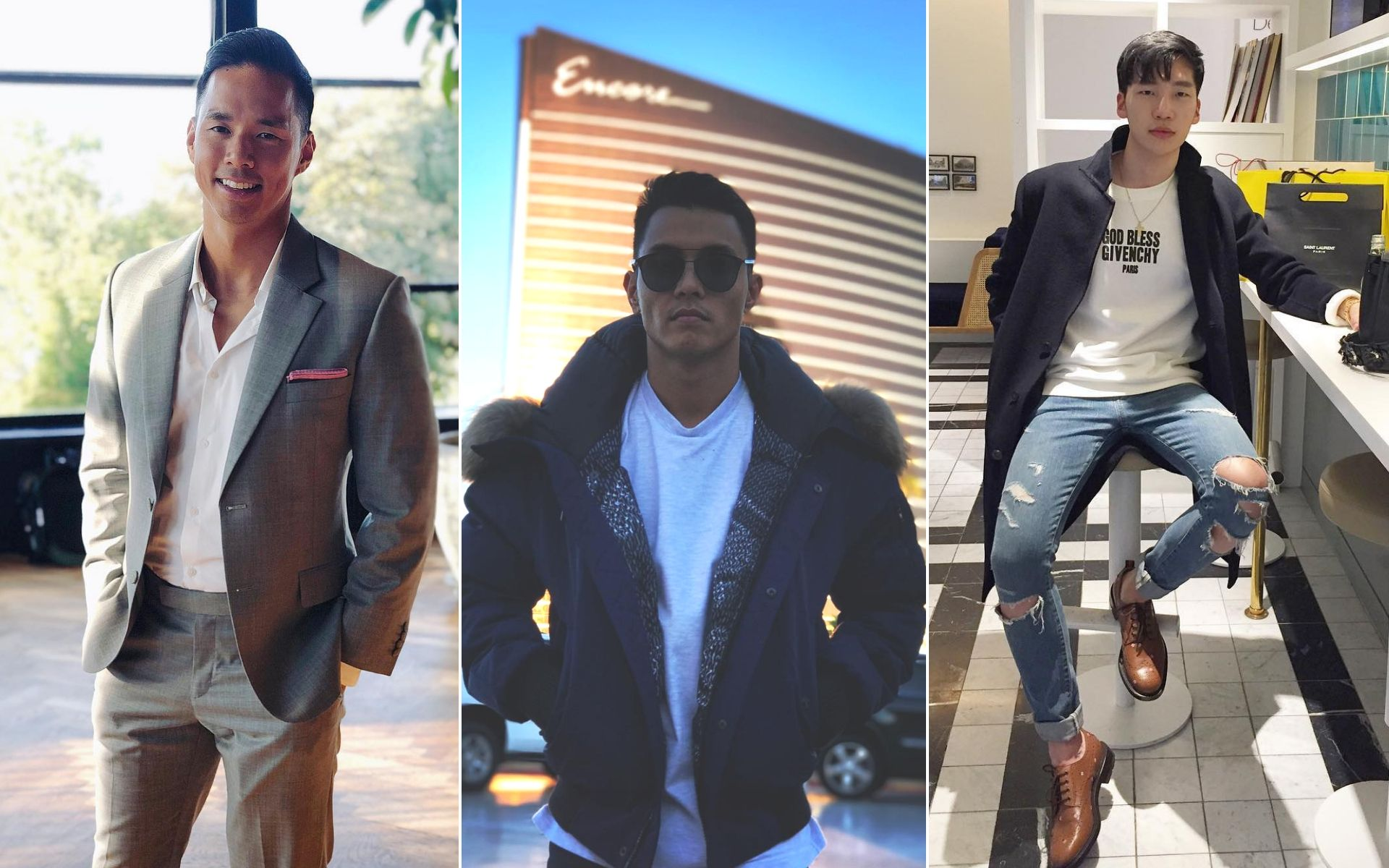 Stylish Malaysian Men On Instagram The World Can't Get Enough Of