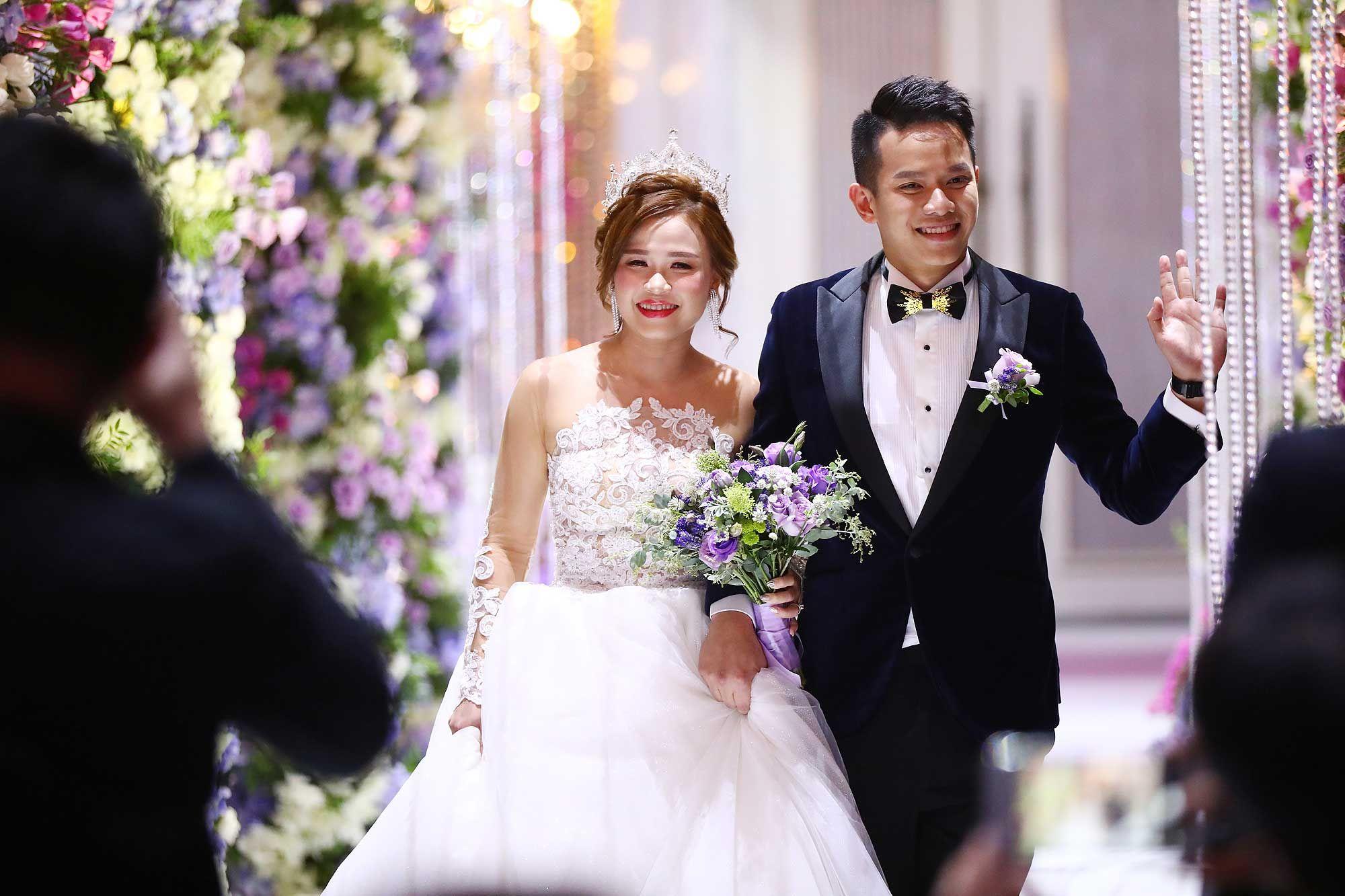 Chan Le Yee and Tan Hong Lim