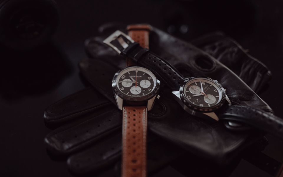 TimeWalker chronographs (Photo: Montblanc)