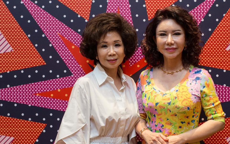 Datin Sri Barbara Yap and Dato' Jaime Chan Abdullah
