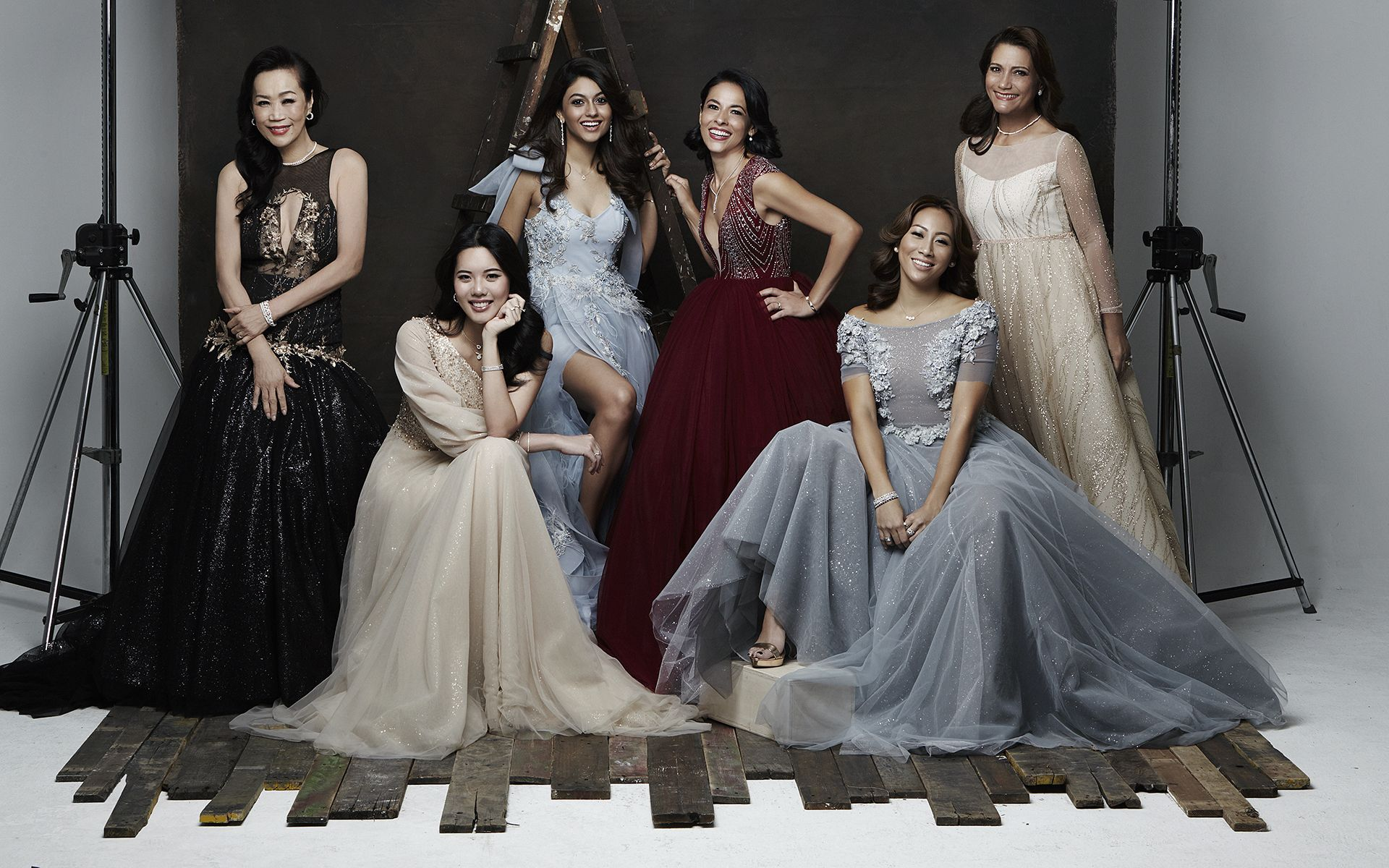 Road To Runway: 6 Malaysian Beauty Queens Across Generations Get Real About Pageant Life