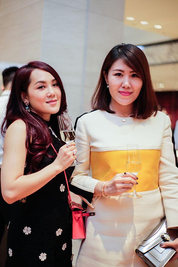 Tiffany Chew and Datin Penny Goh