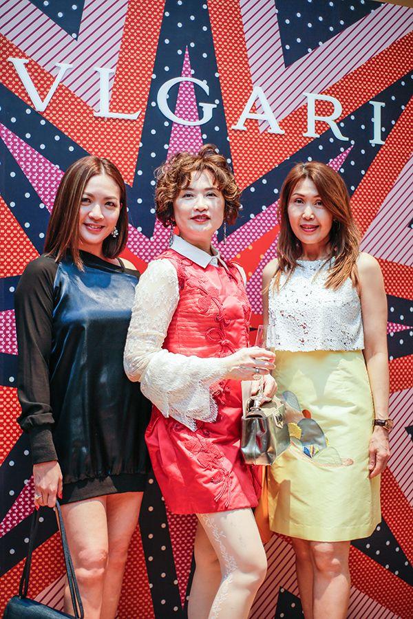 Jane Wong, Catherine Haw and Janice Lim