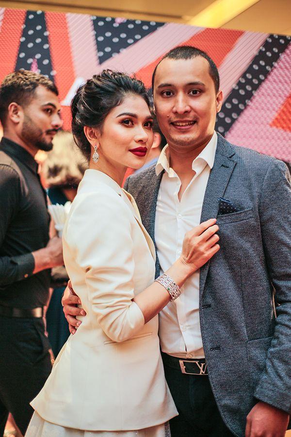 Anzalna Nasir and Hanif Zaki