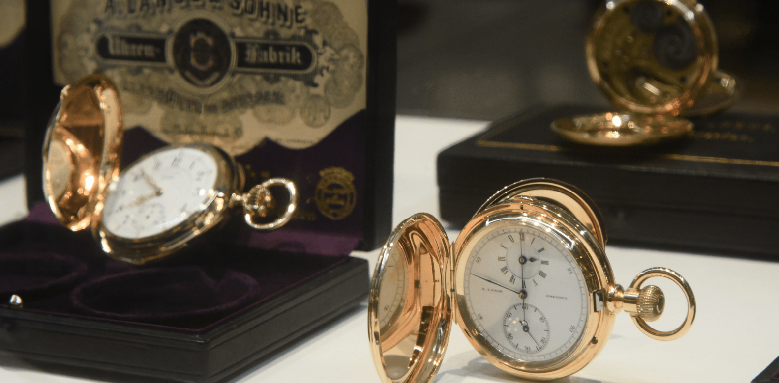 Pocket watches from the 19th century (Photo: Sincere Fine Watches)