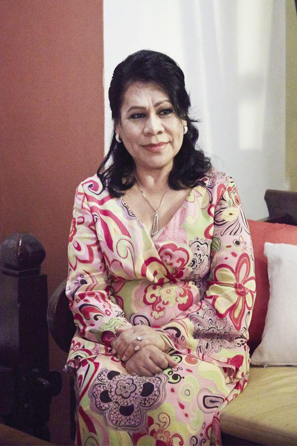 Puan Sri Latiffah Kamaruddin