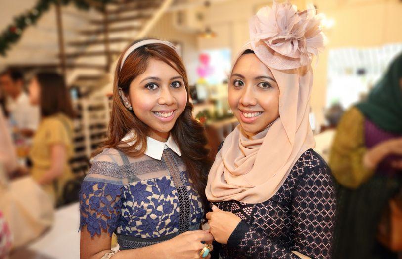 Lina Rahim and Lini Rahim