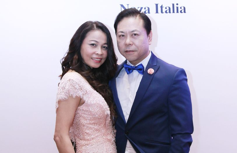 Datin Seri Joey Tor and Dato' Seri Jackie Tor