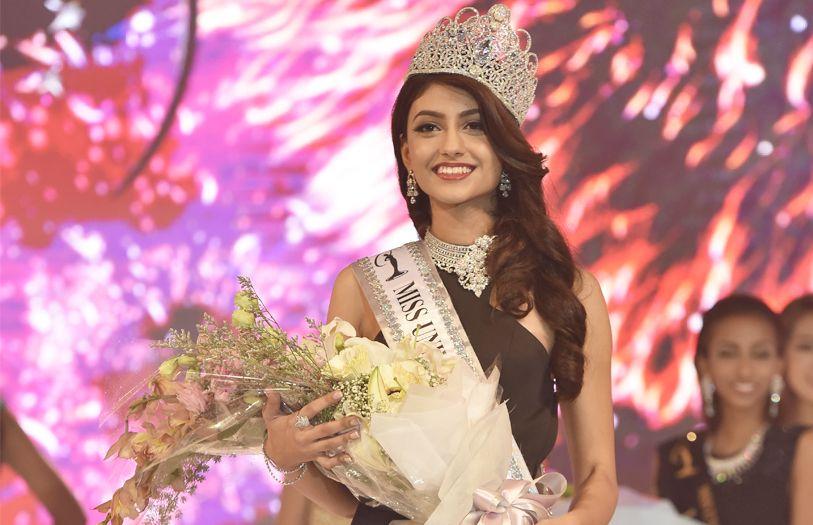 Miss Universe Malaysia 2016 Kiran Jassal