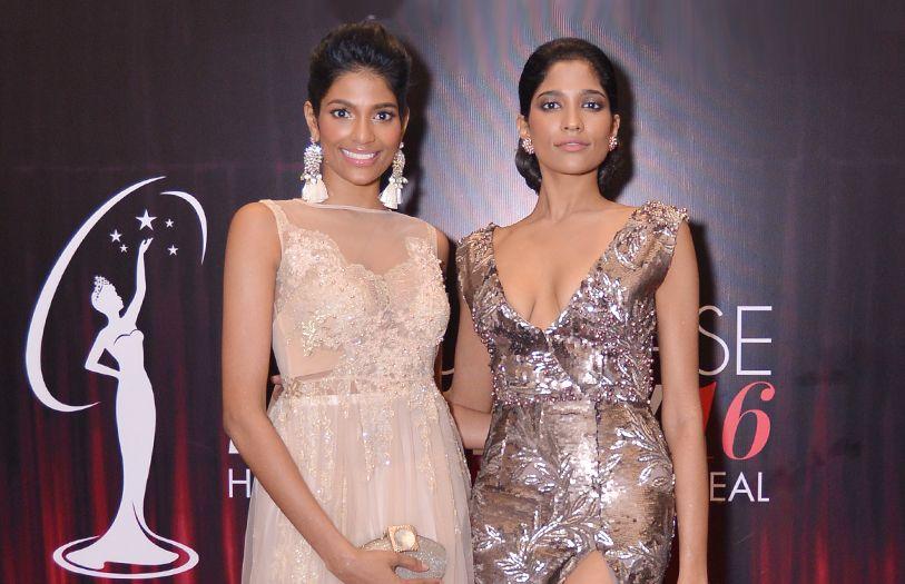 Thanuja Ananthan and Anuja Ananthan