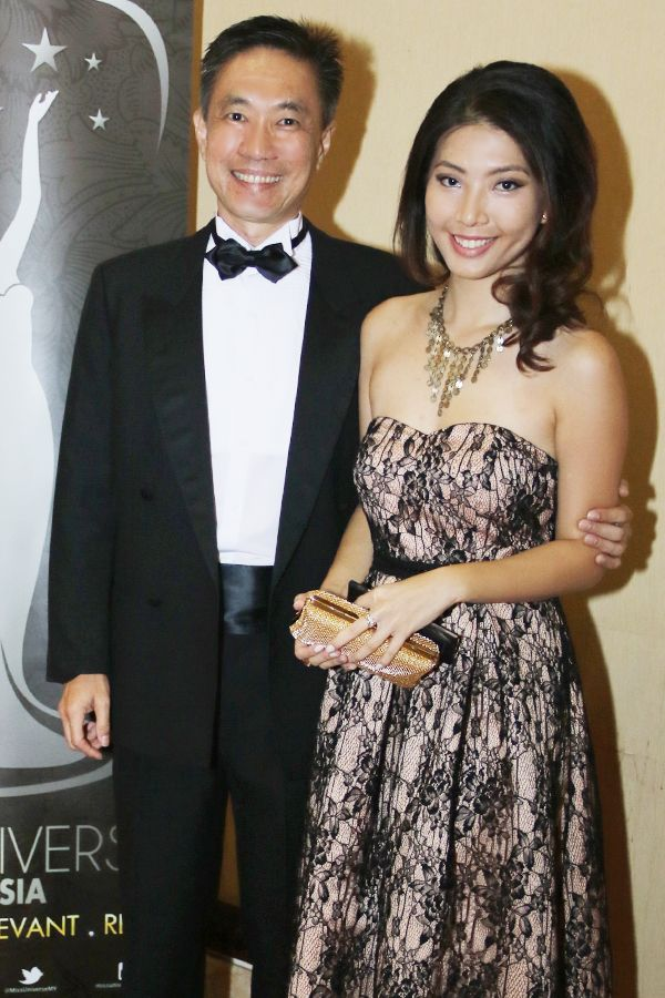 Thomas Fong and Michelle Lee