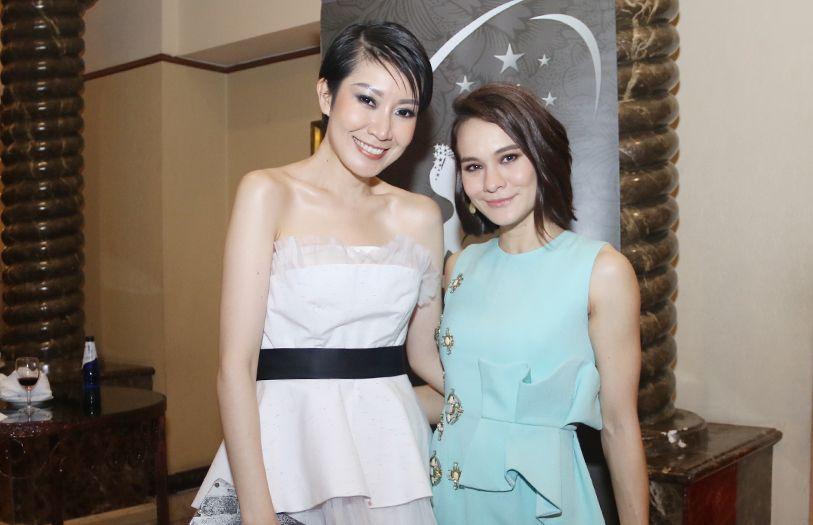 Tung Mei Chin and Aishah Sinclair
