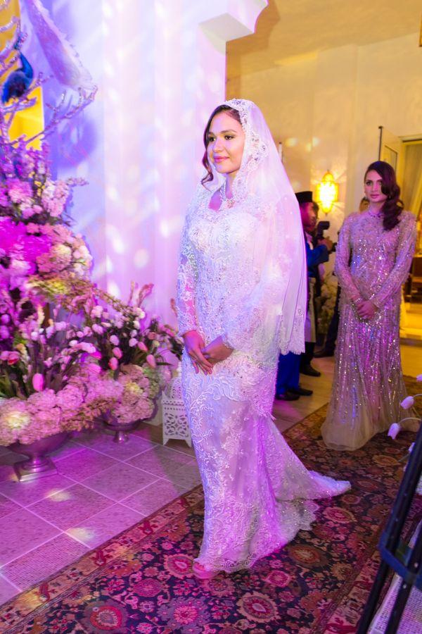 Akad Nikah of Amira Geneid and Cameron Priest | Malaysia ...