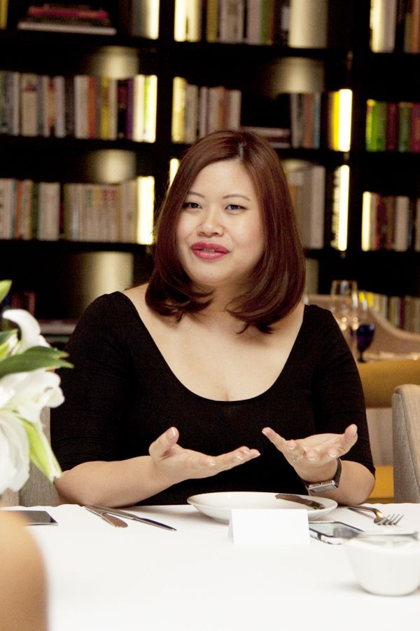 Melissa Wee, Senior Marketing Manager of Estée Lauder Malaysia