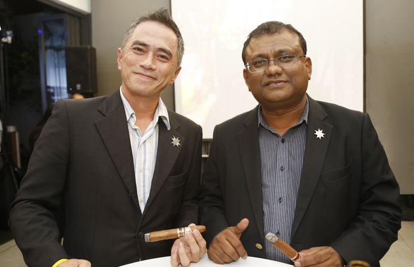 Alvin Lim and Thirilogachandran