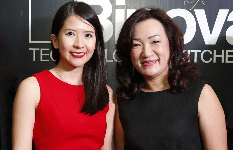 Dorothea Ooi and May Mah