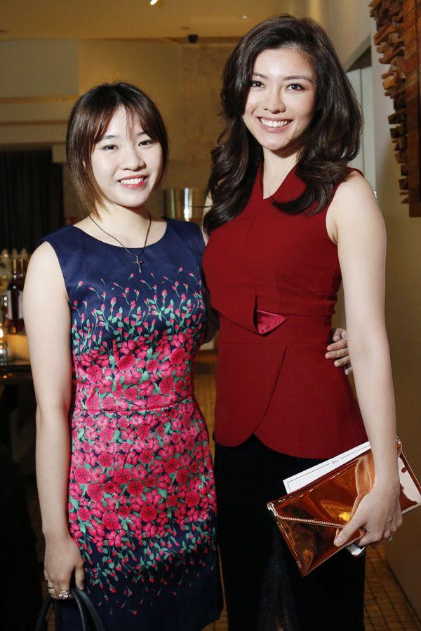 Jen Ng and Carey Ng