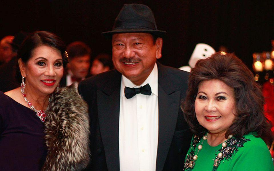 Tunku Puteri Puan Sri Dato' Seri Jawahir, Tunku Tan Sri Imran Tuanku Ja'afar and Datin Paduka Jamaiyah Daud