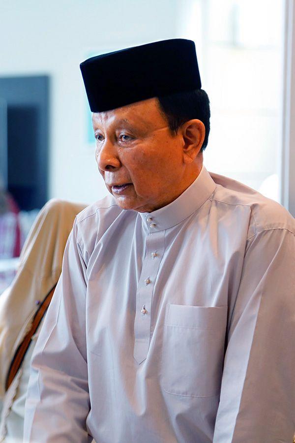 Tengku Tan Sri Abdullah Abu Bakar