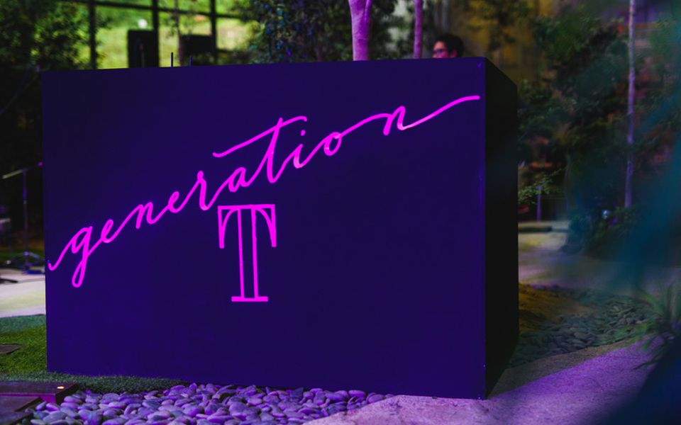 Our second Gen.T party unveiled the list of 50 high achievers from our Gen.T community