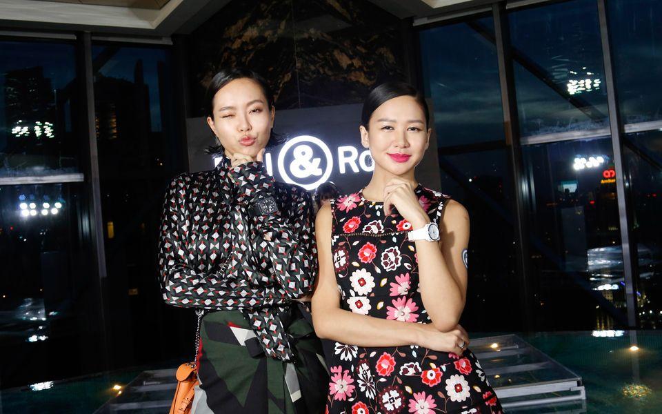 Lynn Li Yee, Trisha Kuck