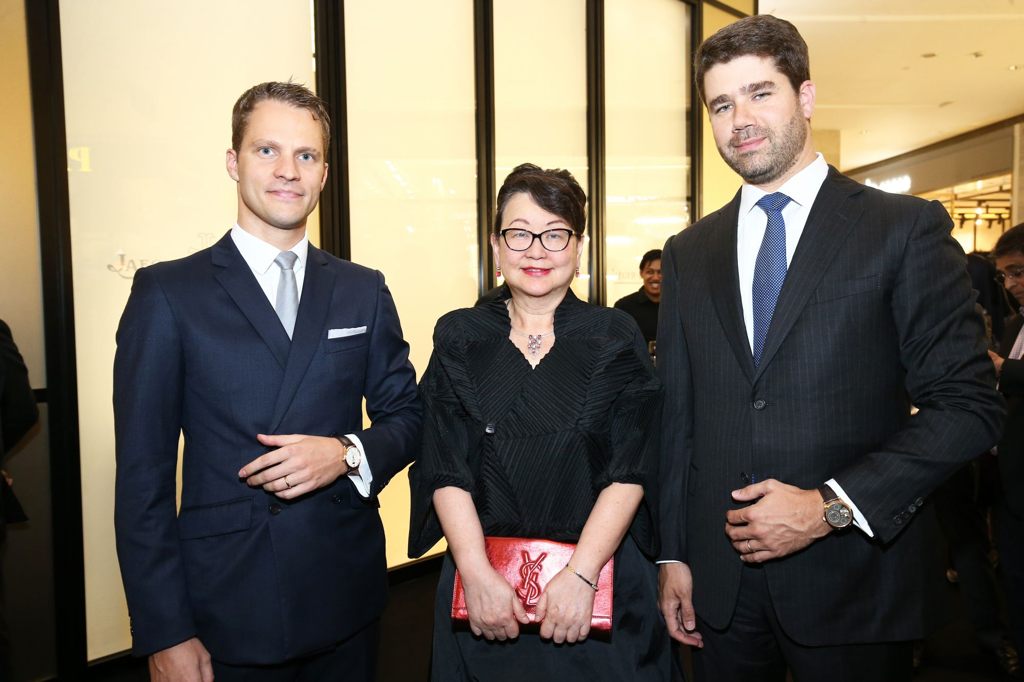 The Grand Opening Of Jaeger Le Coultre Malaysia Tatler