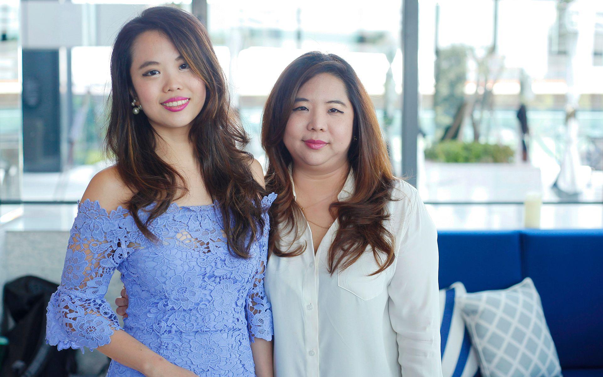 Yap Po Leen and Yap Ai Leen