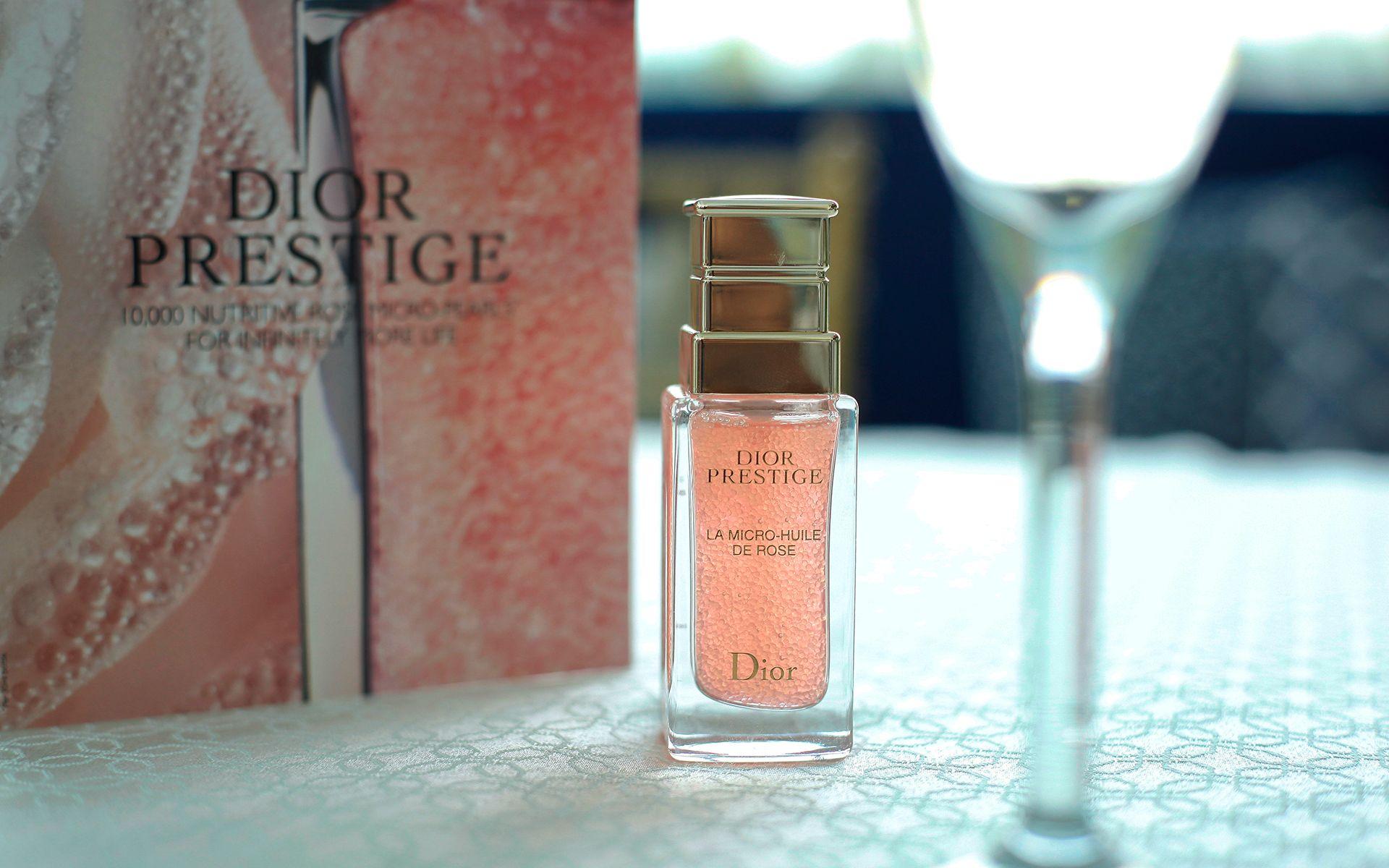 Dior Prestige La Micro-Huile de Rose