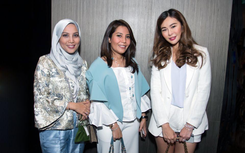 Wan Hayati, Yan Yan Nuur and Datin Dian Lee