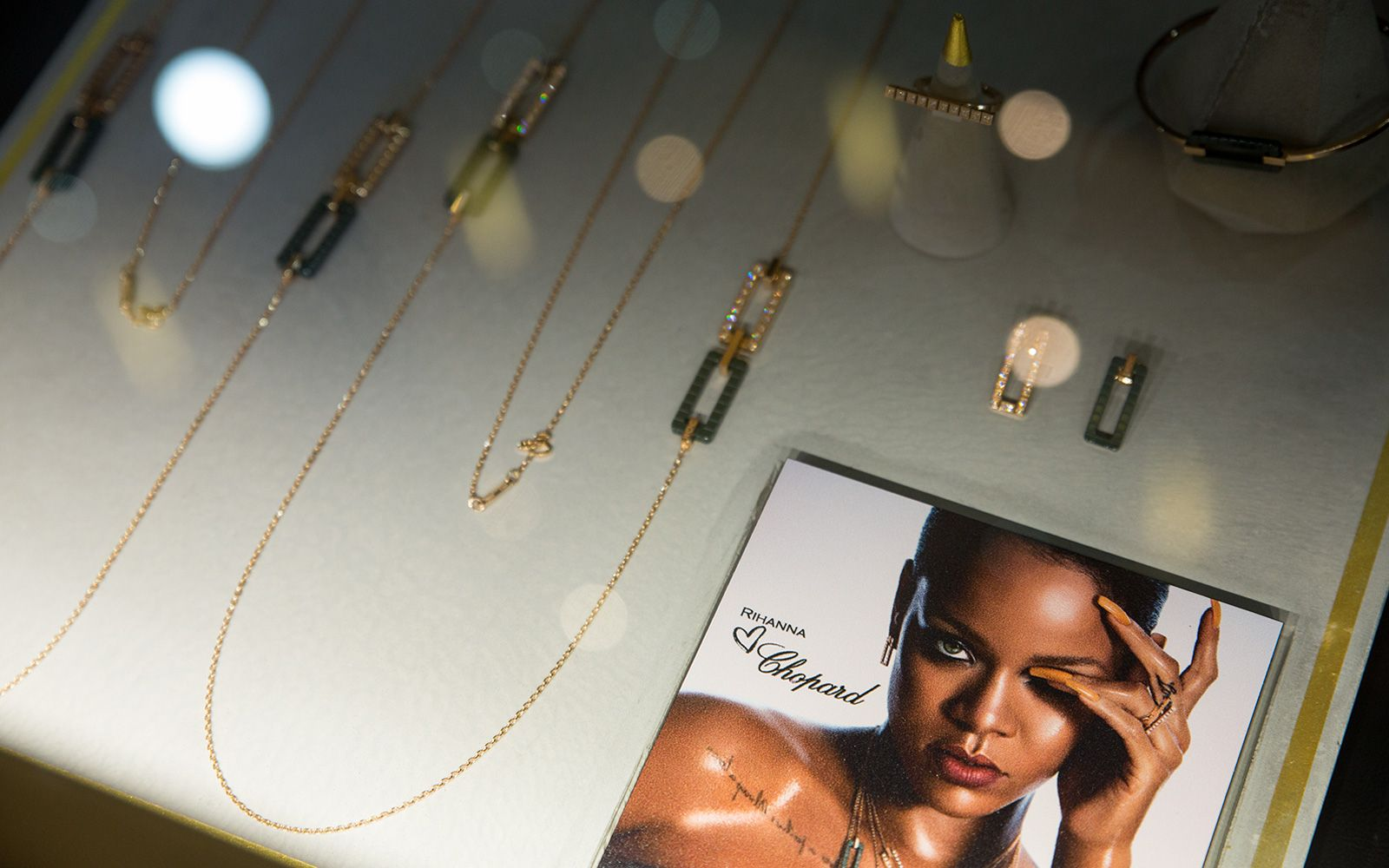 Rihanna ♥ Chopard Collection