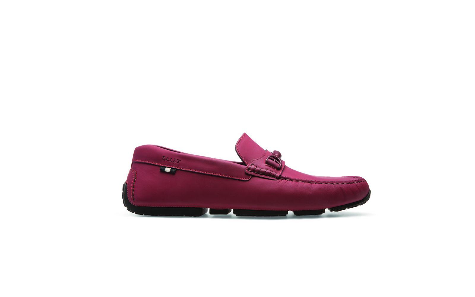 Bally Men's autumn/winter Pardue shoes (Photo: Courtesy of Bally)