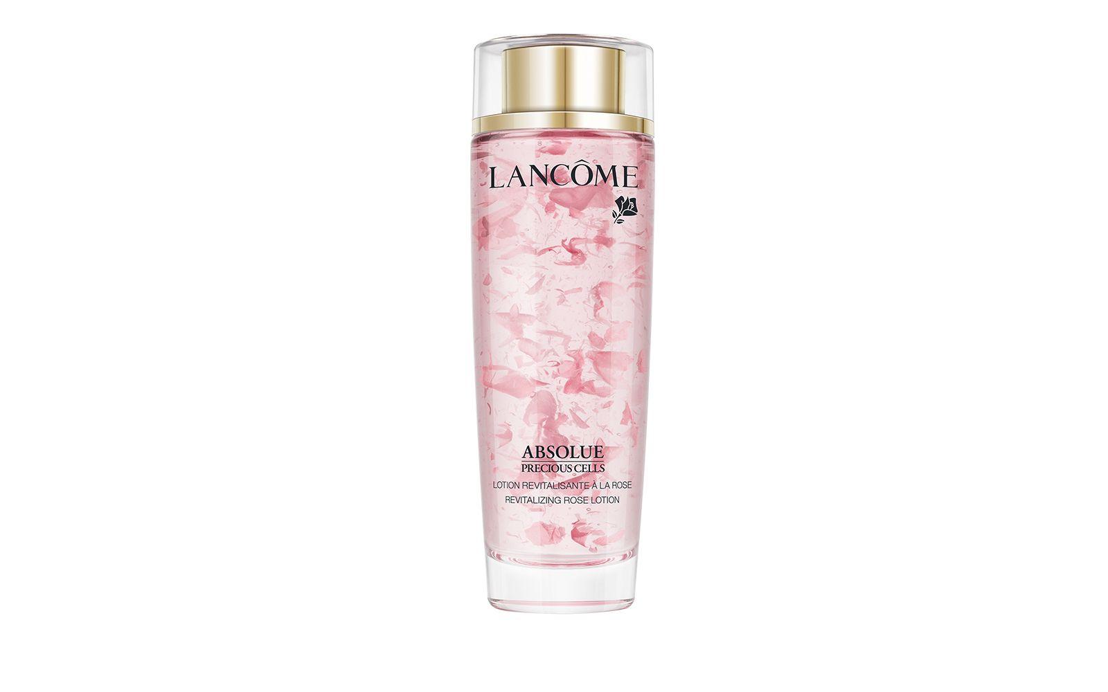 Lancôme Absolue Precious Cells Revitalising Rose Lotion (Photo: Courtesy of Lancôme)