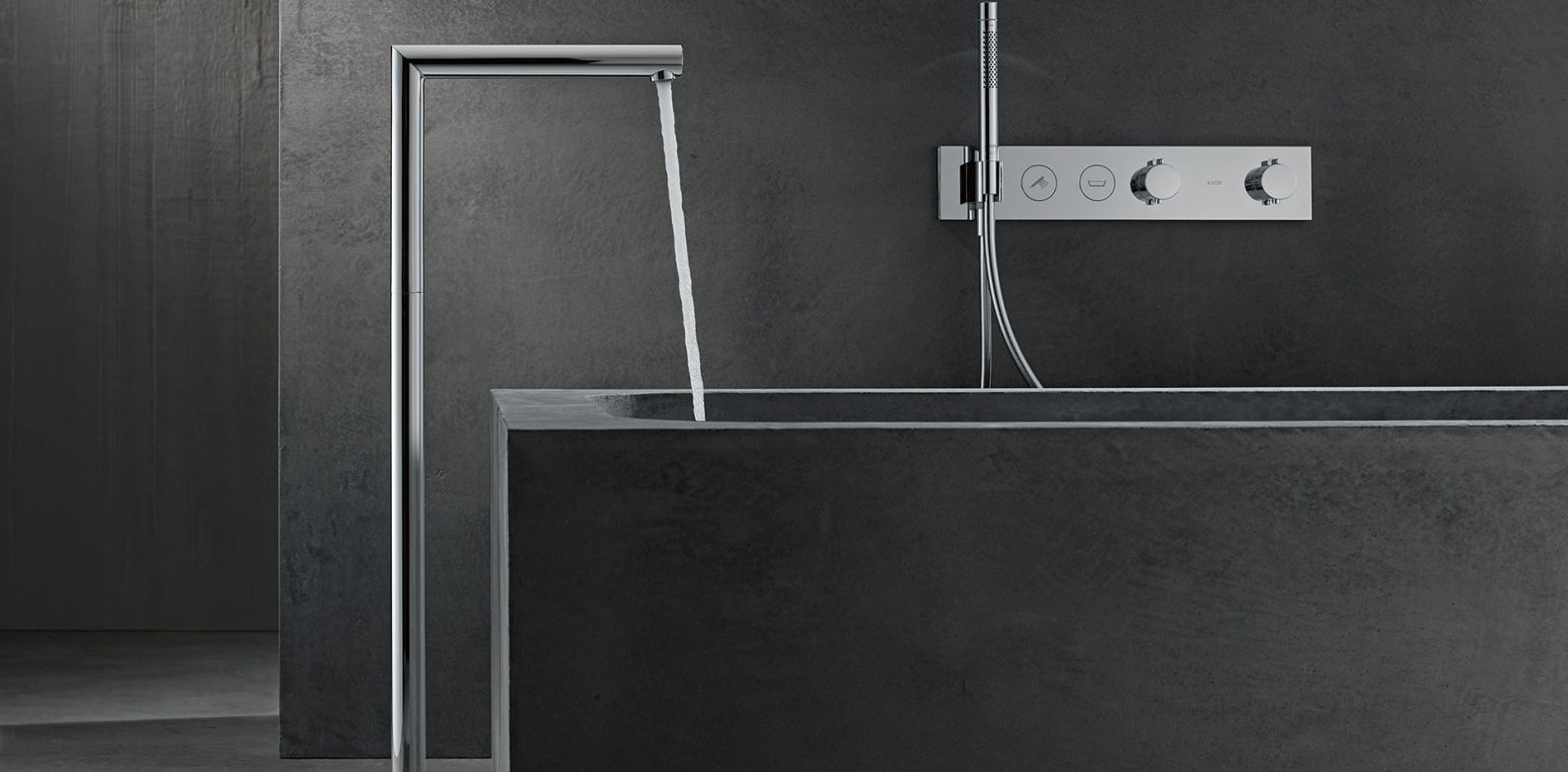AXOR Combines 3 Biggest Bathroom Trends Into One Collection – And ...