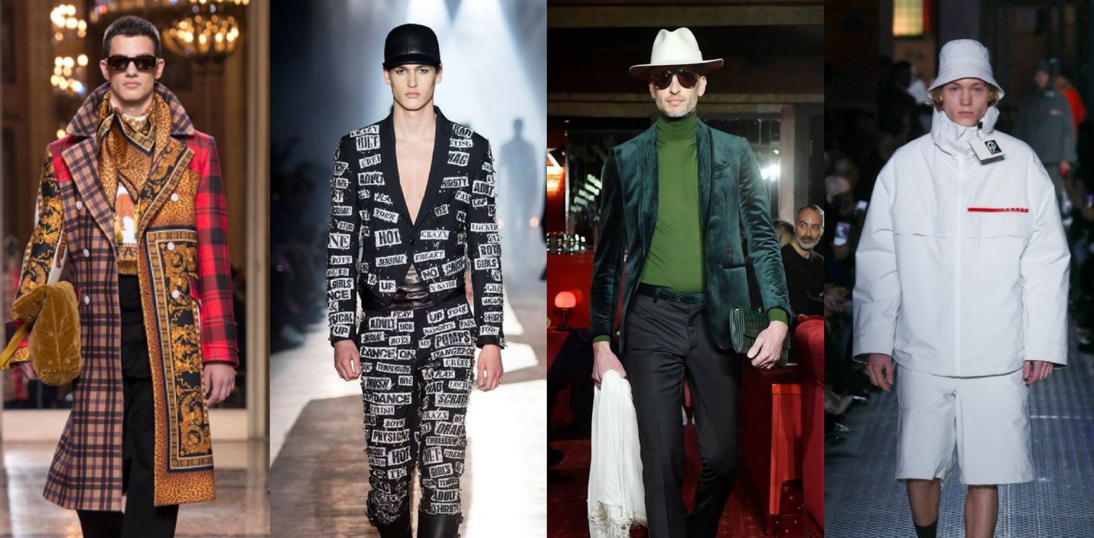 Militray Men S Fashion Style