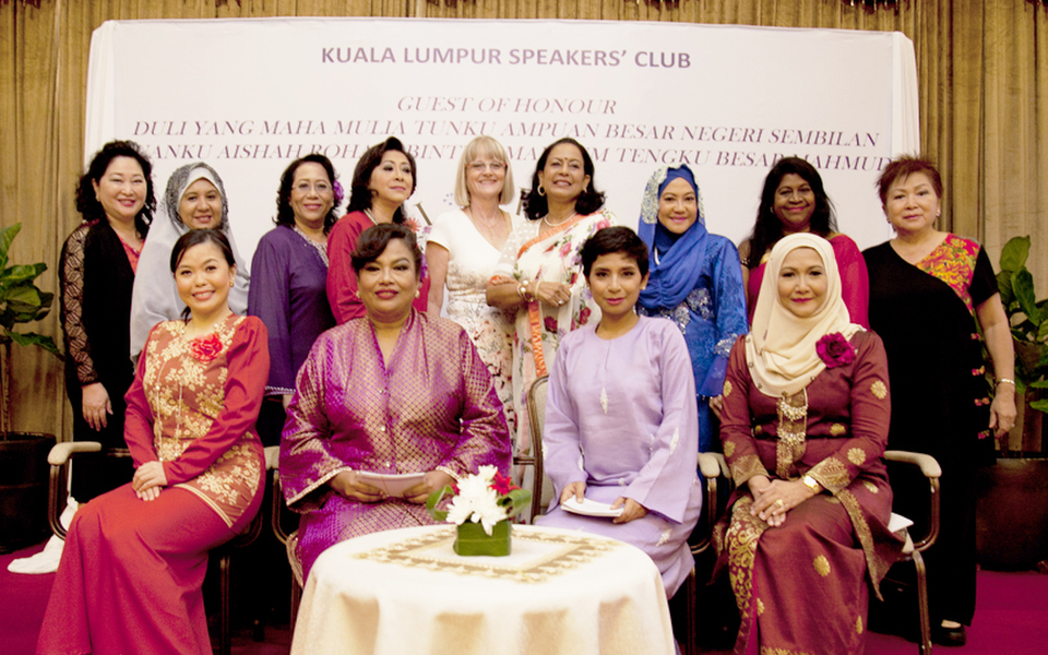 Twelve students of the Kuala Lumpur Speakers' Club 53rd Public Speaking class presented their best speech yet as part of their graduation ceremony held at the Royale Chulan Kuala Lumpur.