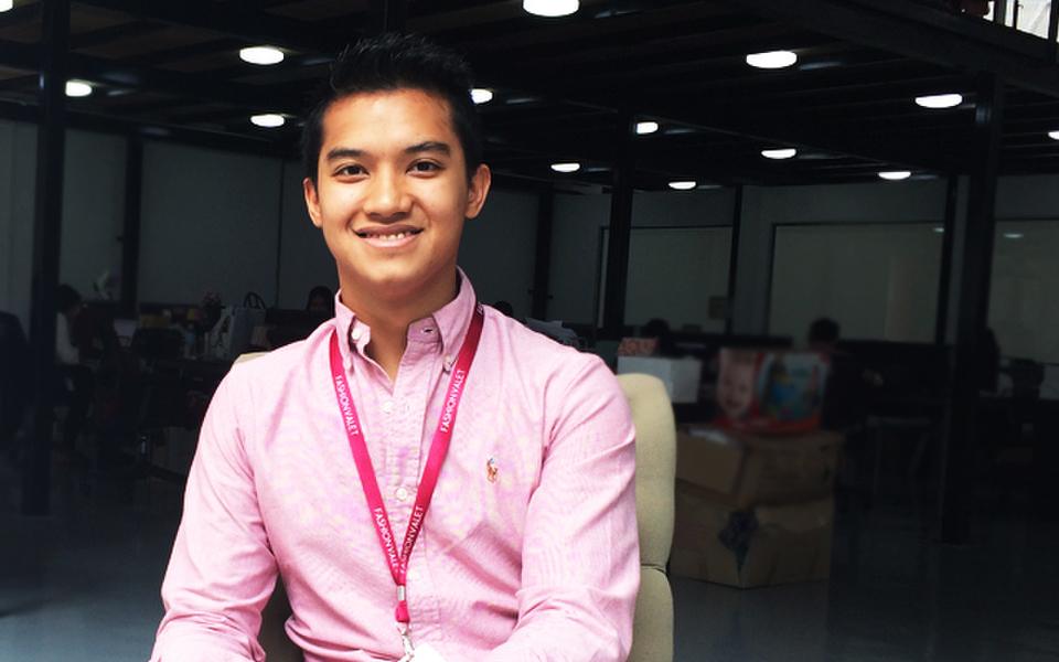 Fadza Anuar, CEO of FashionValet