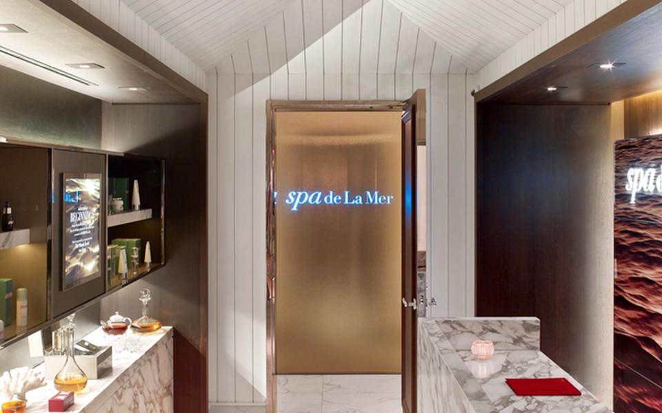 Spa de La Mer, Baccarat Hotel, New York