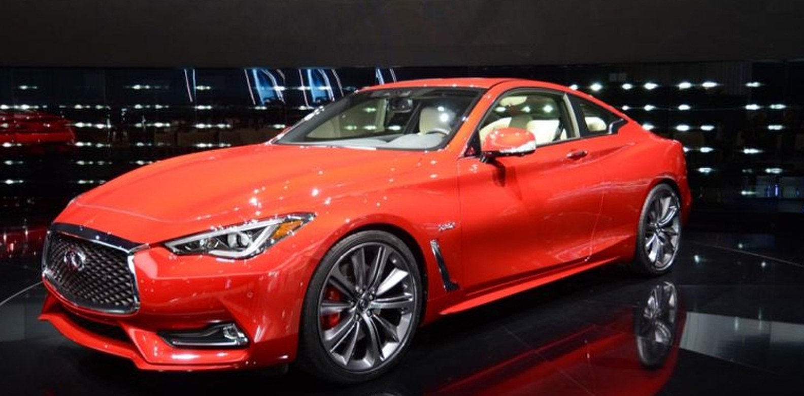 Can Infiniti S New Q60 Coupe Cut Through The Competition Malaysia