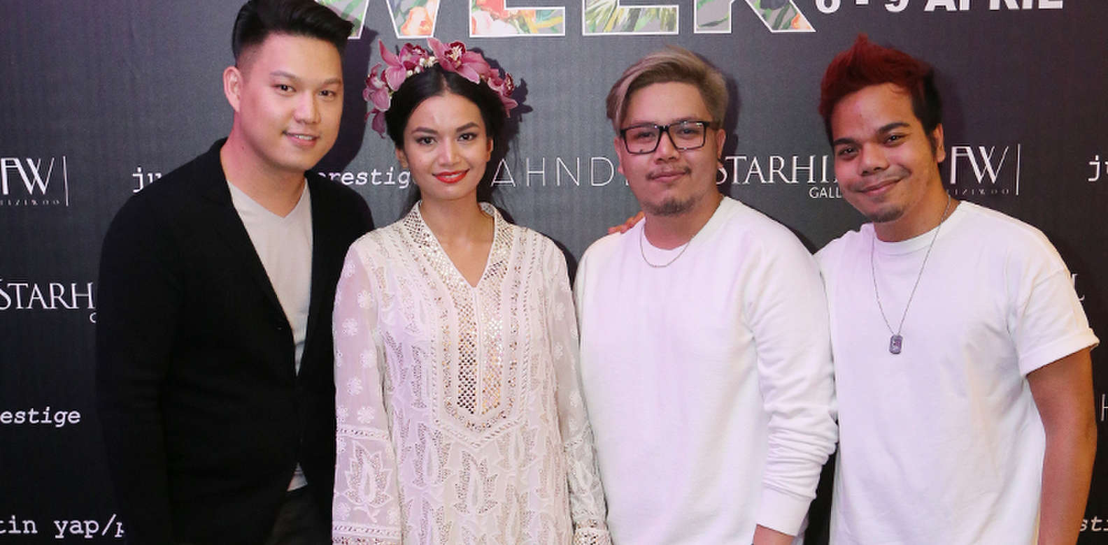 A Look At The Local Designers Who Shone Starhill Gallery Fashion Baju Overall Mqueen Week 2016