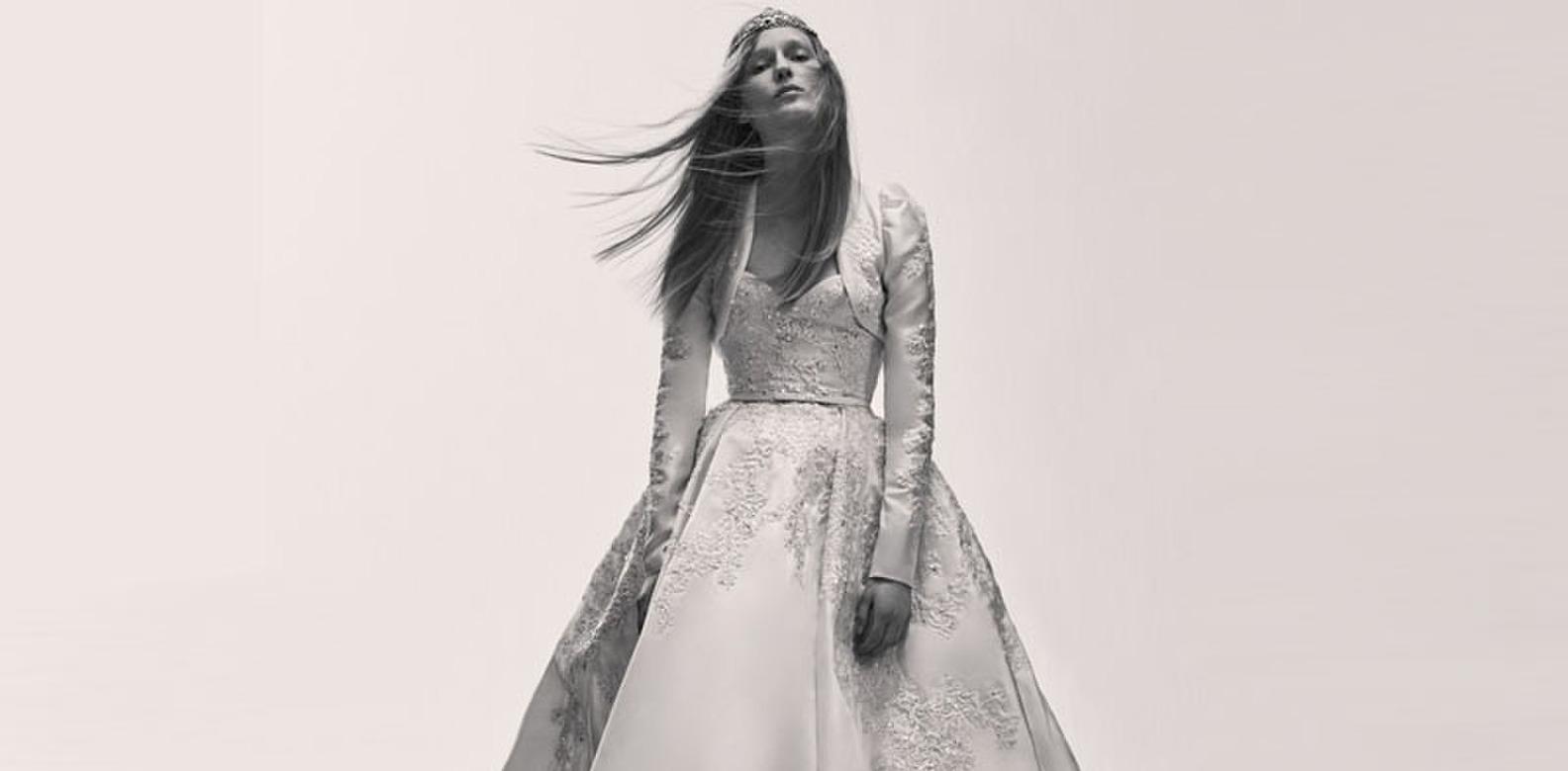 Elie Saab Debuts a Bridal Line for Spring 2019