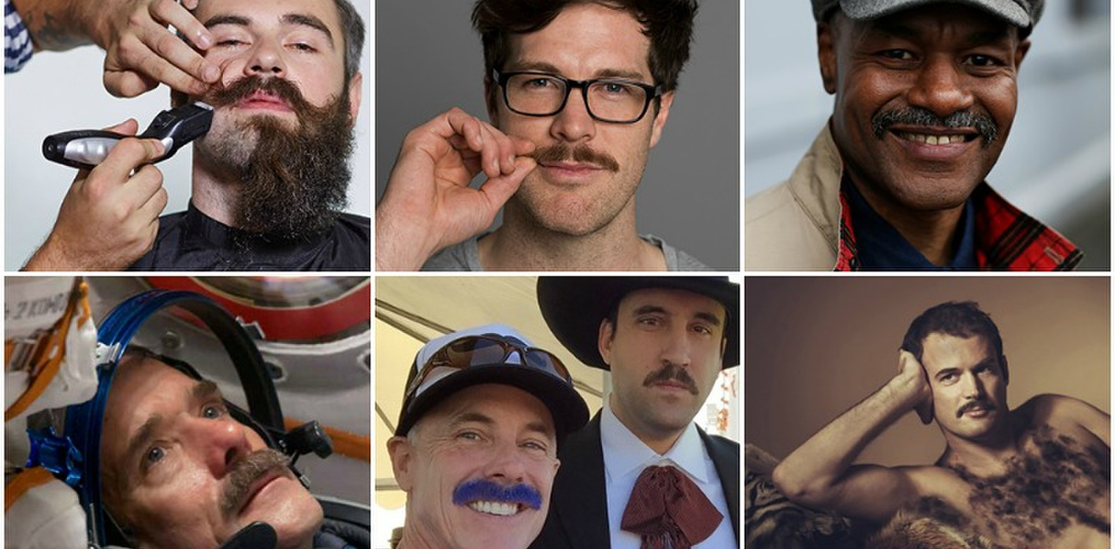foto Should you keep your Movember moustache