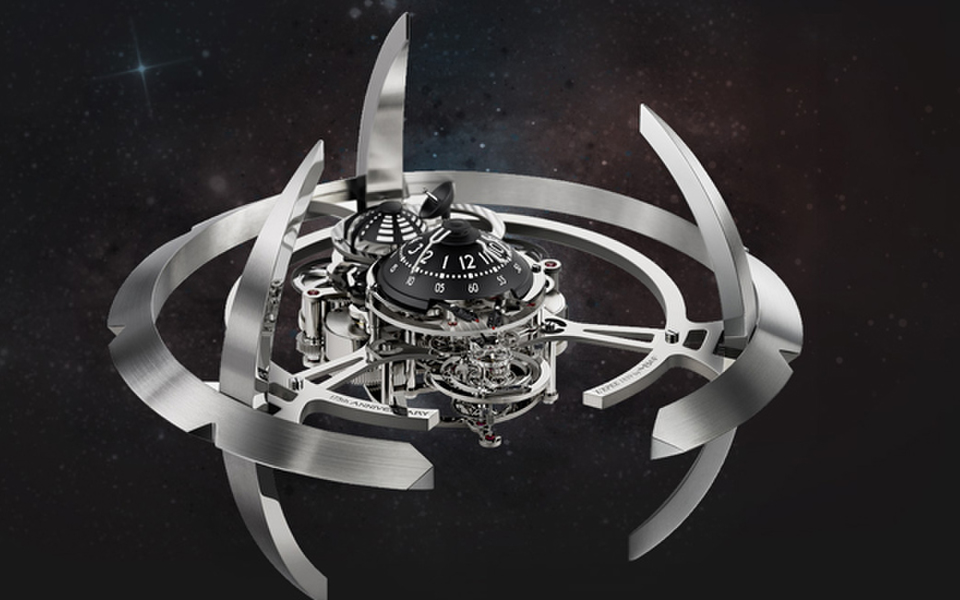 MB&F Starfleet Machine